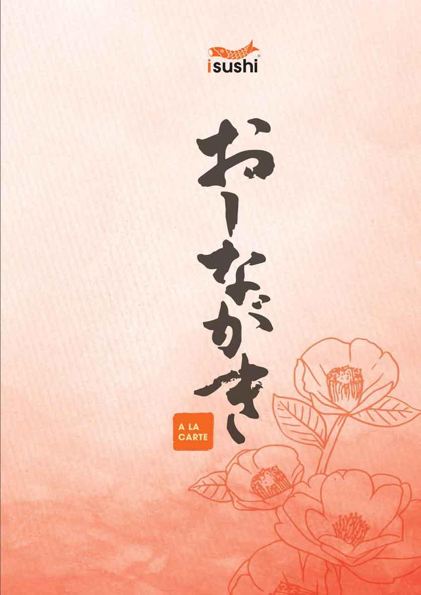 Menu Isushi - Triệu Việt Vương 30