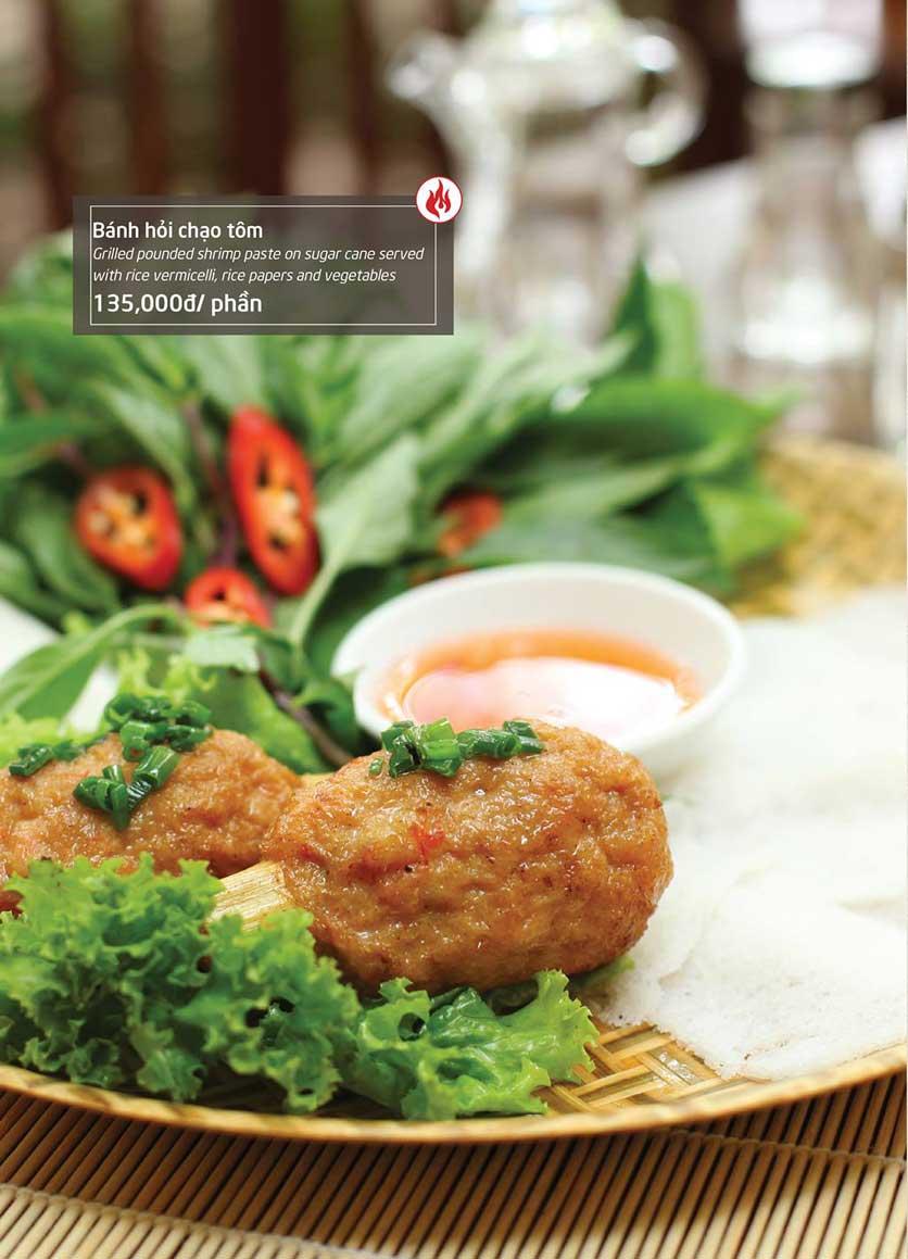 Menu Món Ngon Sài Thành - Huỳnh Thúc Kháng 2