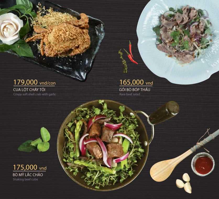 Menu Hoàng Yến Cuisine - Tôn Dật Tiên  15