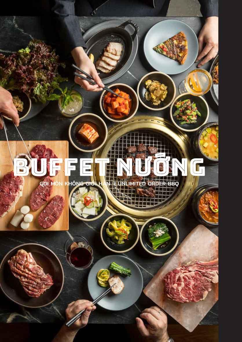 Menu PP's BBQ & Hotpot - Phan Chu Trinh 3