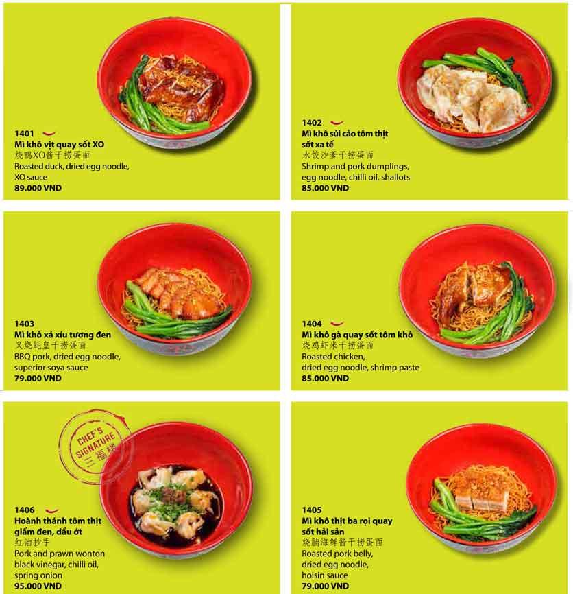Menu San Fu Lou 5 – Nguyễn Đình Chiểu 5