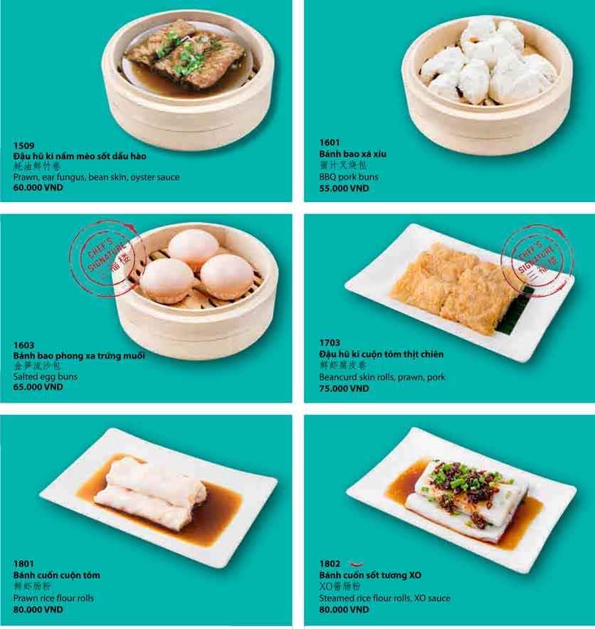 Menu San Fu Lou 5 – Nguyễn Đình Chiểu 8