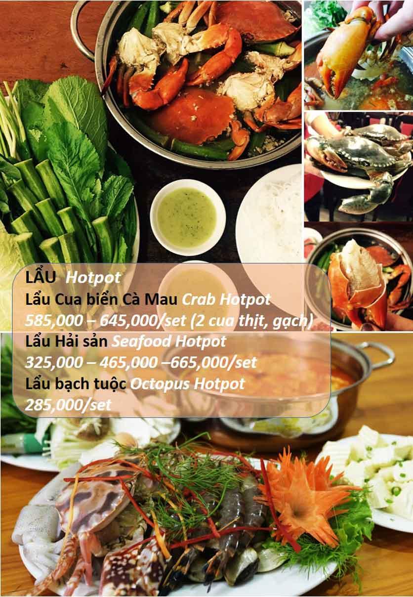 Menu Hải Sản Tomato - Lê Văn Hưu  14