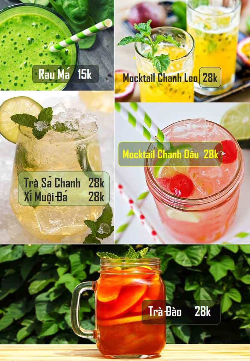Menu Hải Sản Tomato - Lê Văn Hưu  19