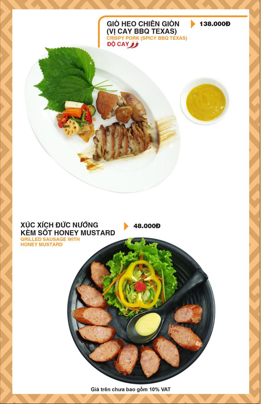 Menu Chick Kebabs - Cao Thắng  16