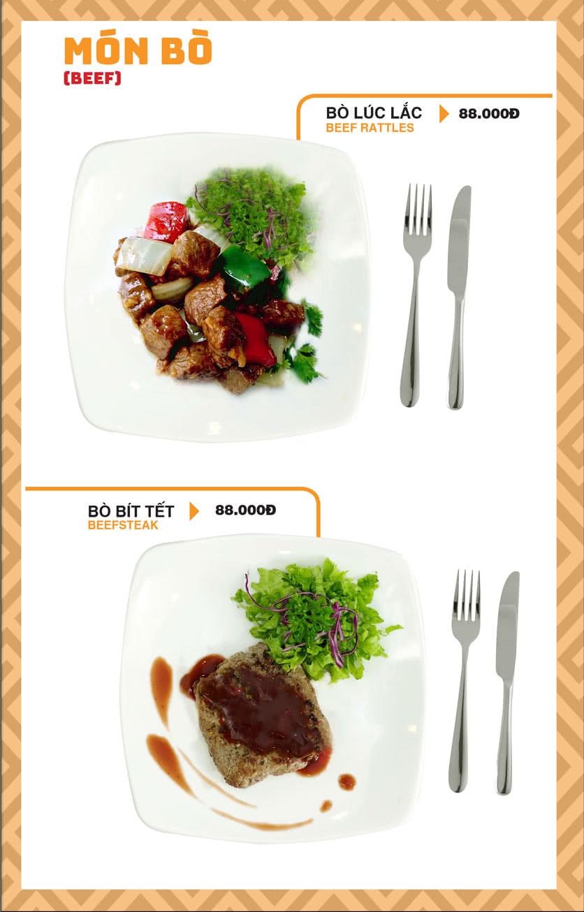 Menu Chick Kebabs - Cao Thắng  17