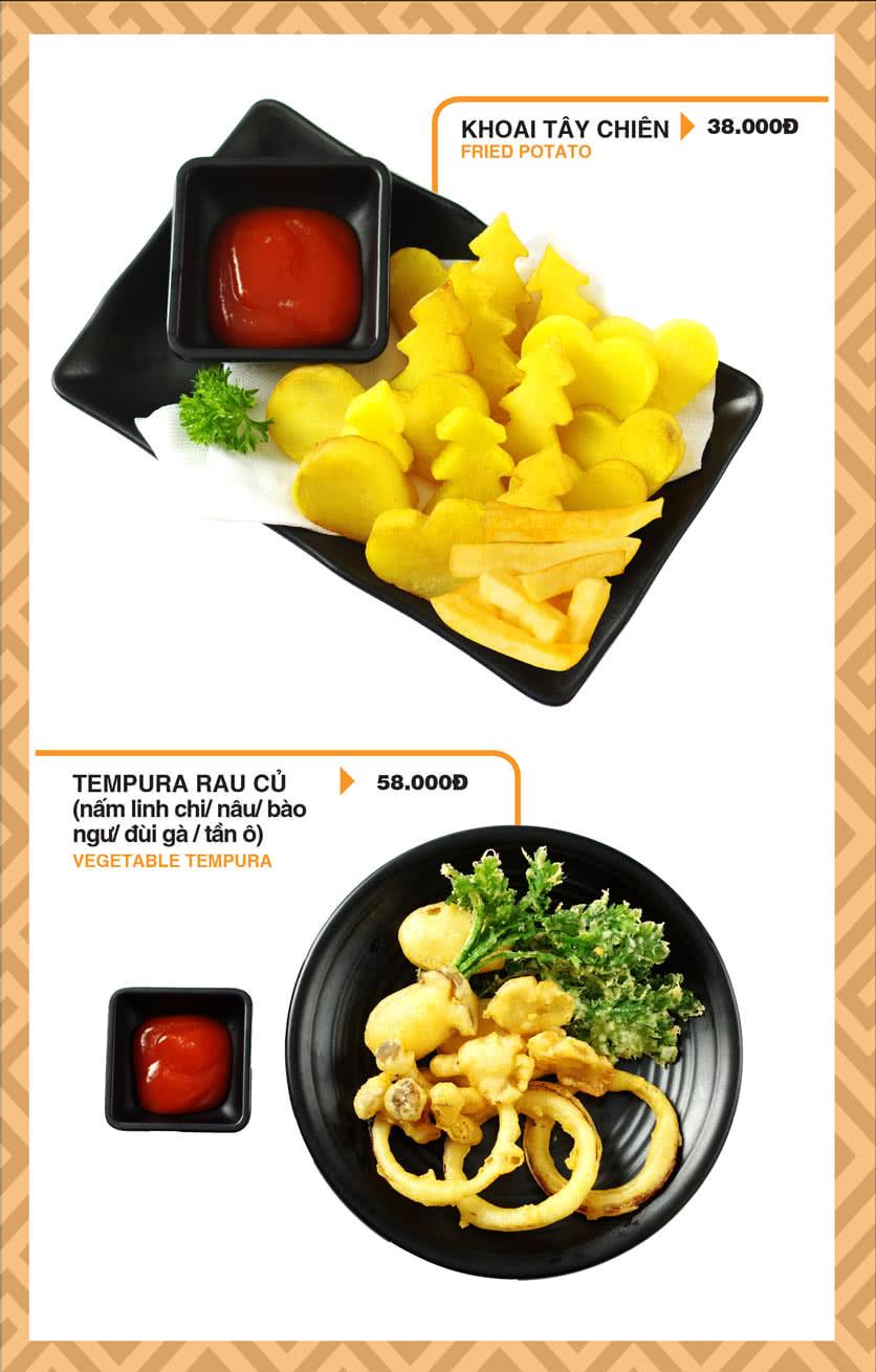 Menu Chick Kebabs - Cao Thắng  19