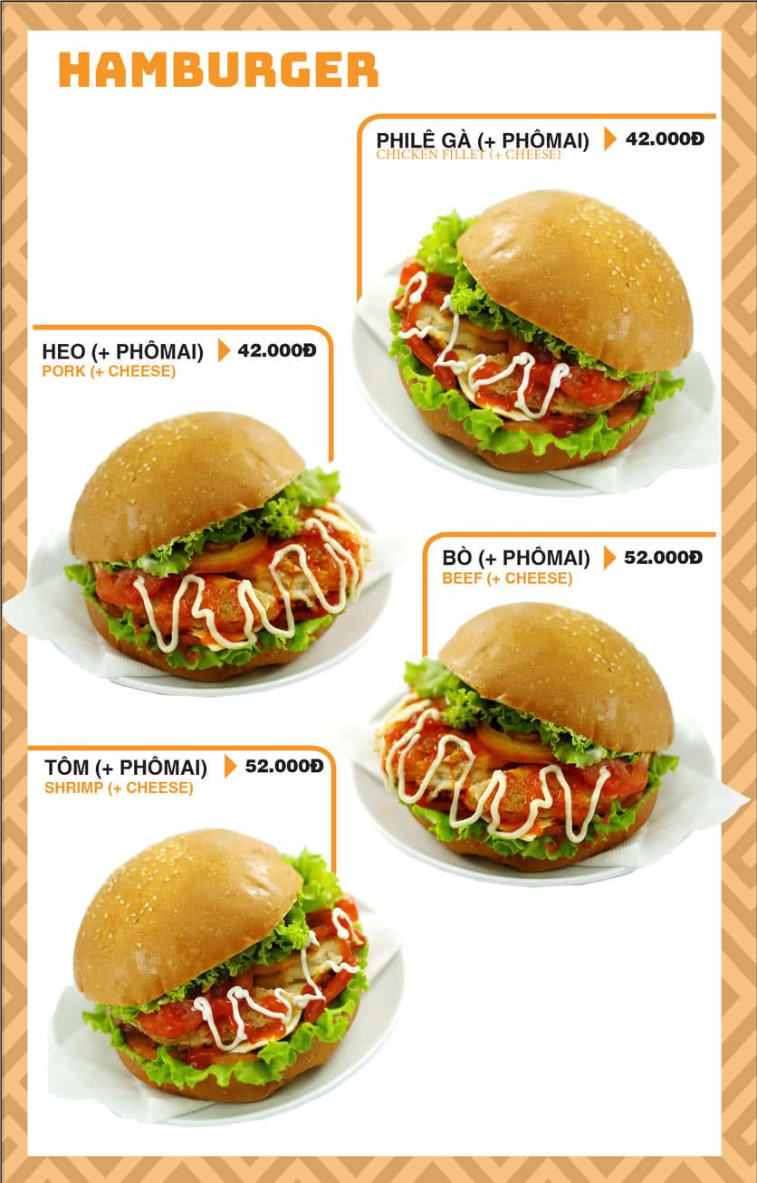 Menu Chick Kebabs - Cao Thắng  21