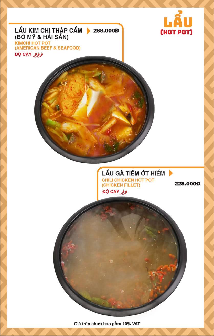 Menu Chick Kebabs - Cao Thắng  33