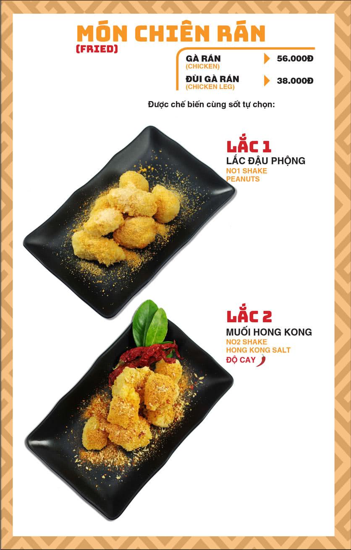 Menu Chick Kebabs - Cao Thắng  5