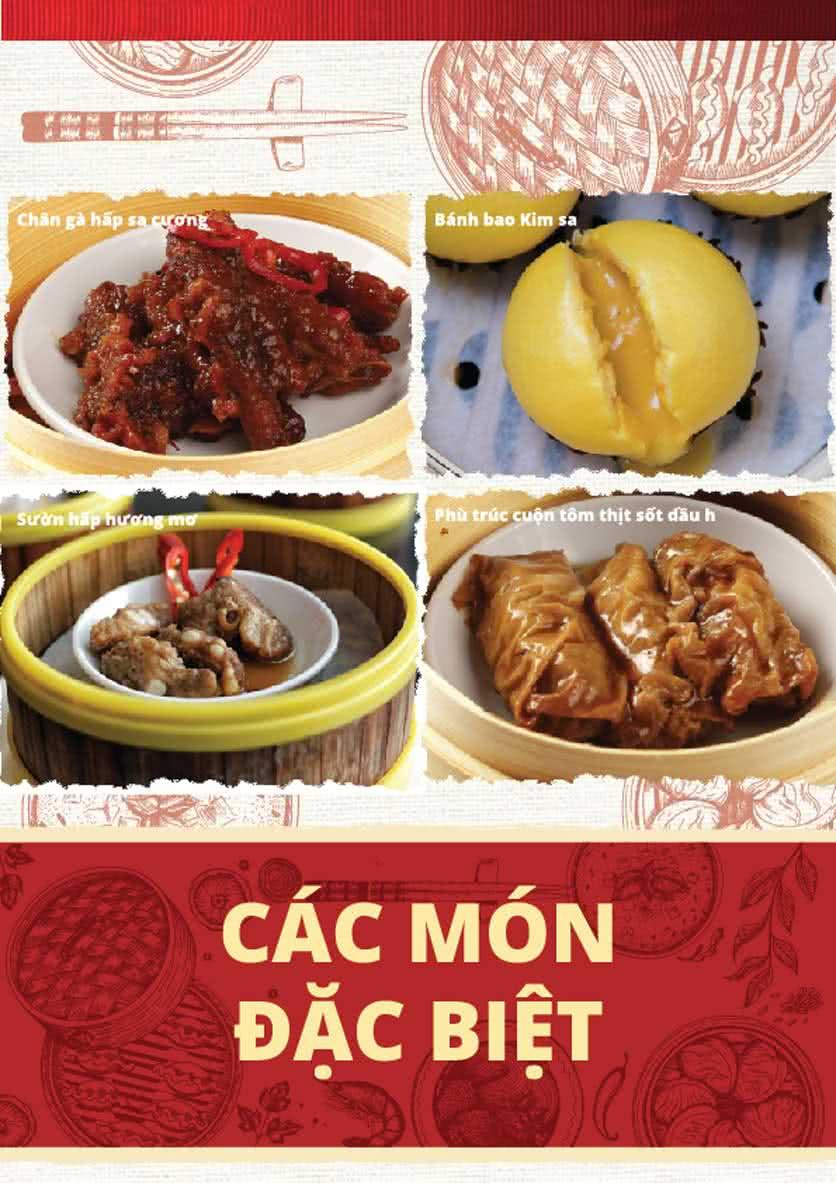 Menu Kowloon - Phạm Ngọc Thạch 4