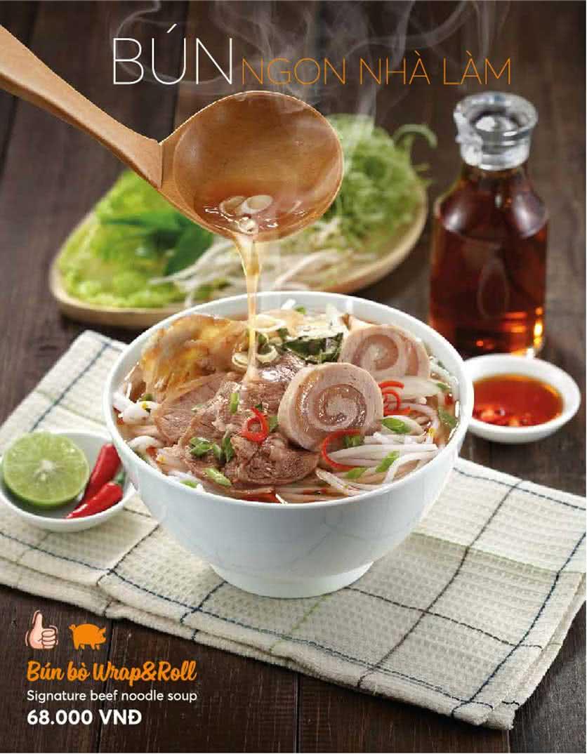 Menu Wrap & Roll – Nguyễn Đức Cảnh   21