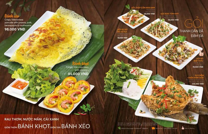 Menu Wrap & Roll - Nguyễn Chí Thanh  8