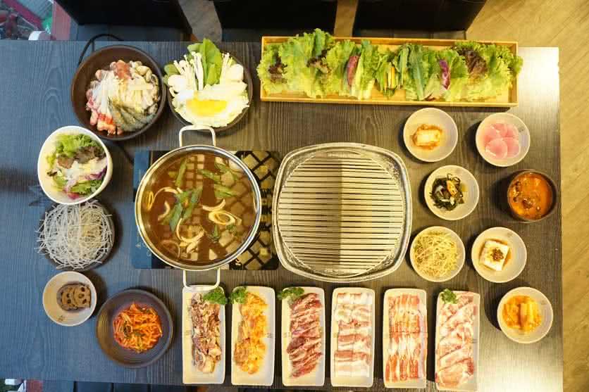 Menu Yukssam BBQ – Ô Chợ Dừa 4