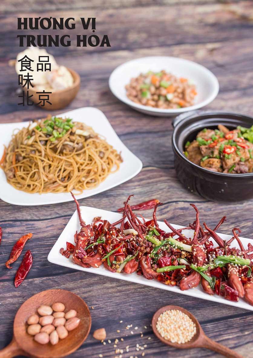 Menu San Xi Lou Hotpot - Láng Hạ 18
