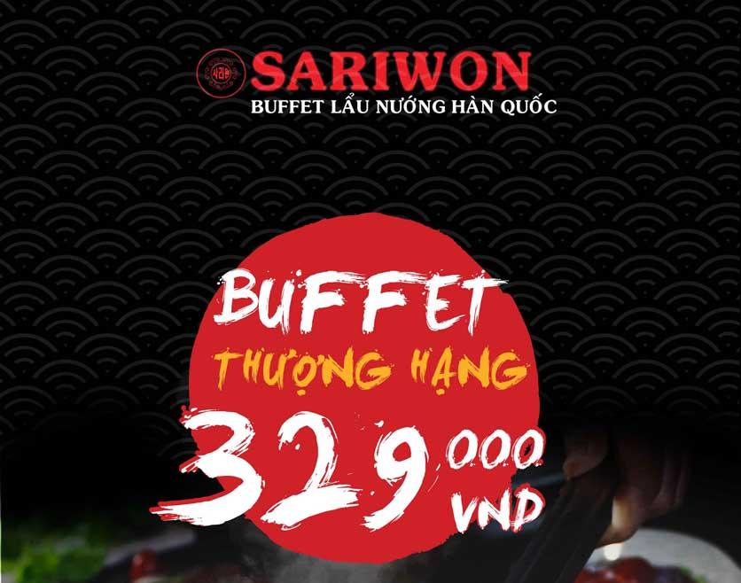 Menu Sariwon - Vincom Bắc Từ Liêm  11