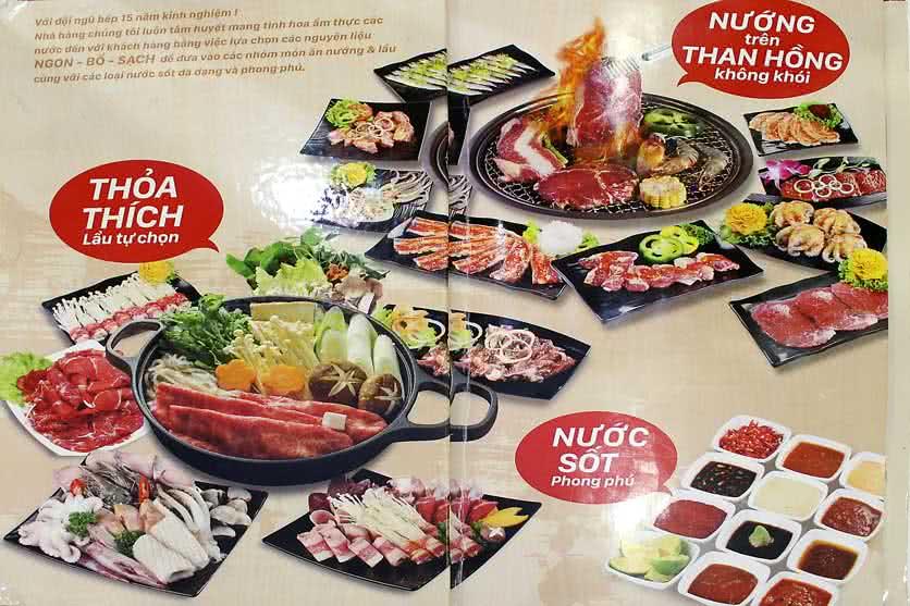 Menu Dedi Deli Seafood BBQ & Hot Pot Buffet – Times City 2