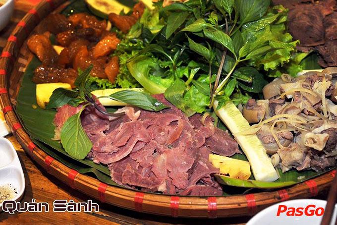 10 nhà hàng chuyên món ăn đồng quê ngon nhất ở Hà Nội 2