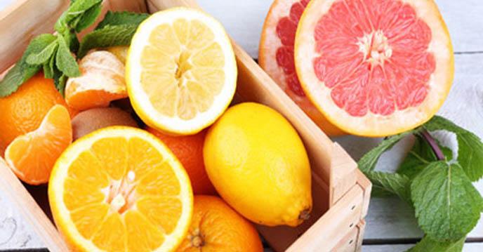 Thực phẩm ngăn ngừa ung thư trái cây có múi