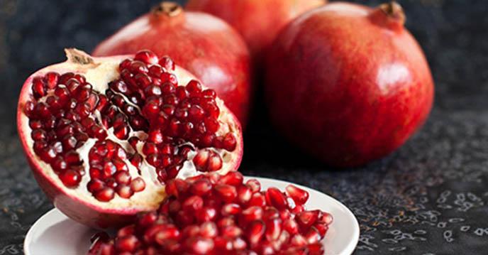 Thực phẩm ngăn ngừa ung thư lựu