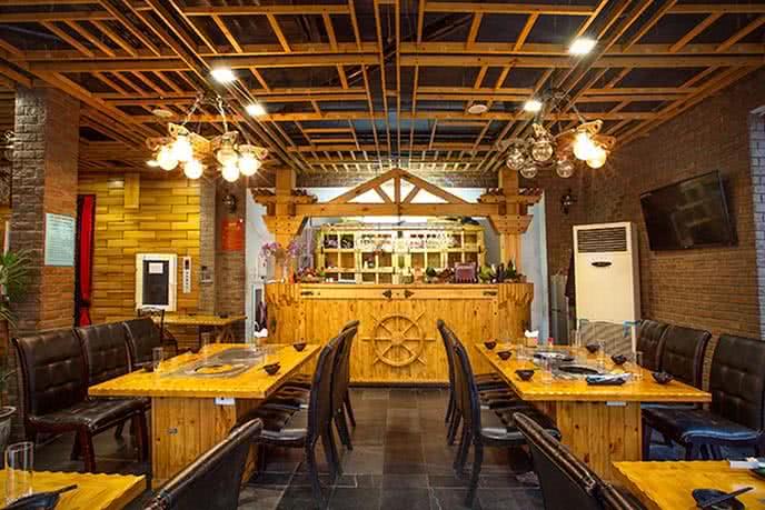 nhà hàng buffet bbq hà nội 4