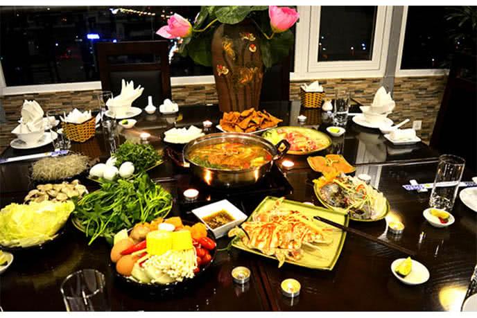 Top 10 địa chỉ ăn lẩu Thái ngon, nổi tiếng nhất ở Hà Nội 2