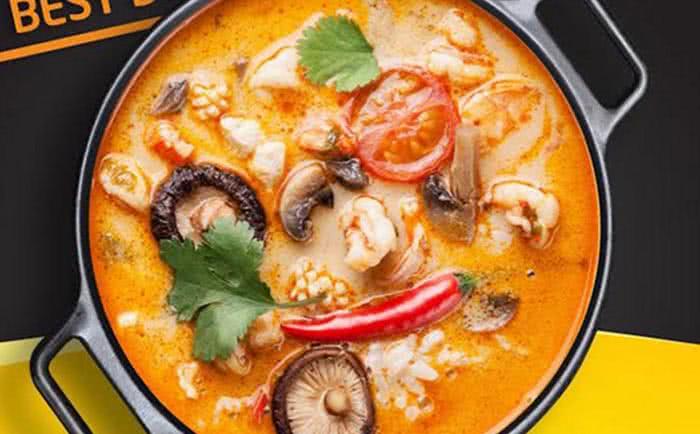Food Center – Thế giới lẩu Thái đặc sắc, năng động 2