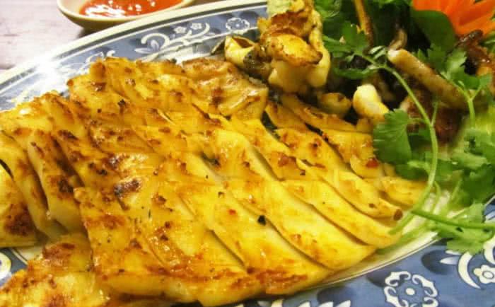 Hoa Sơn Tửu Lầu 120 Nguyễn Thị Nhỏ món ăn 1