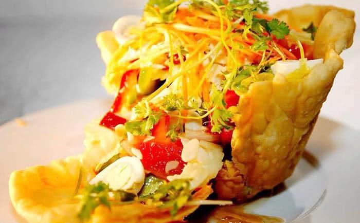 Nhà hàng Latino ngõ 12 Núi Trúc món ăn 1