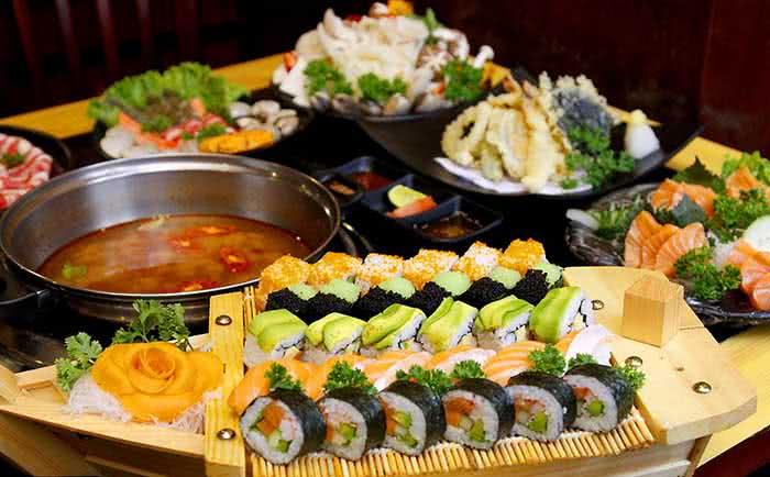 Nhà hàng Shiki BBQ món ăn 1