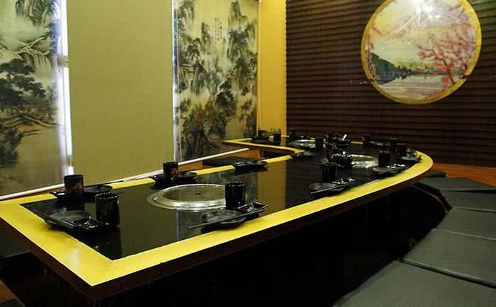 Nhà hàng Shiki BBQ không gian 1