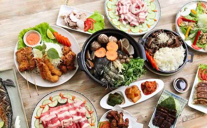 nhà hàng Sushi Dining Aoi món ăn 1