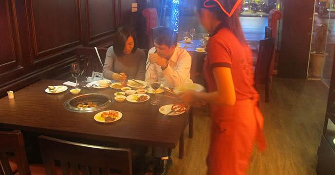 Nhà hàng BBQ Garden 163 Phố Huế