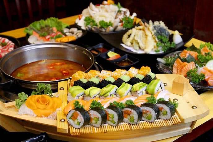 nhà hàng buffet ngon hà nội 20
