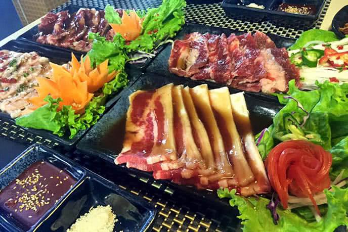 Ăn buffet giá rẻ ở Hà Nội 1