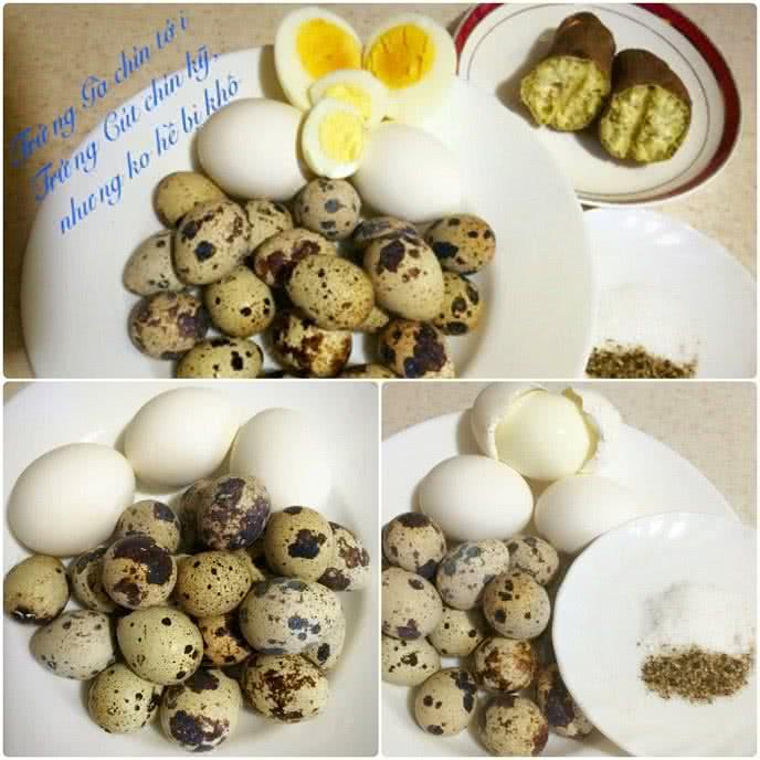 mẹo luộc trứng không cần nước ảnh 2