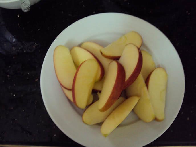 Làm bánh táo úp ngược bằng nồi cơm điện trong tích tắc ảnh 1