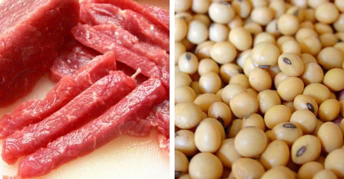 9 cặp thực phẩm cần tránh nấu chung khi cho bé ăn dặm 1