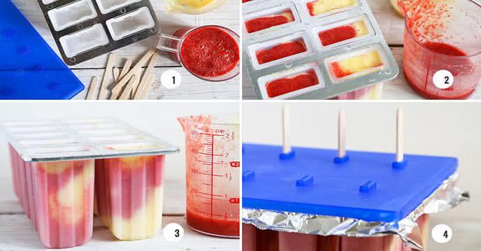 Tổng hợp các cách làm kem ngon giải nhiệt mùa hè ảnh 2