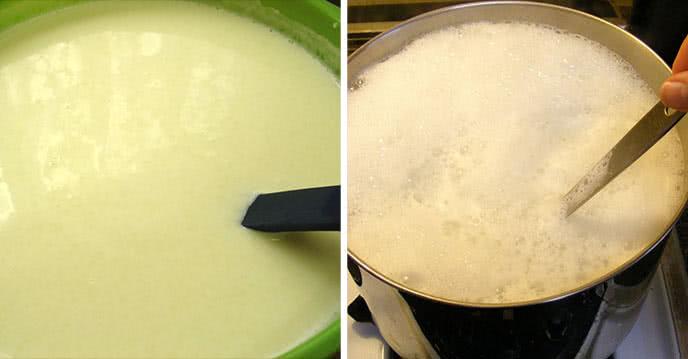 2 cách làm sữa chua uống cực ngon không cần máy ảnh 1