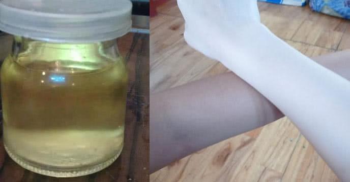 Cách làm trắng da toàn thân sau 10 ngày với dầu dừa ảnh 1