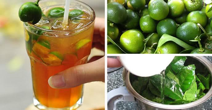 Tổng hợp các cách pha trà hoa quả đang hot năm 2016 ảnh 1