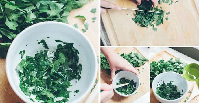 Image result for xóa thâm quầng mắt với cần tây