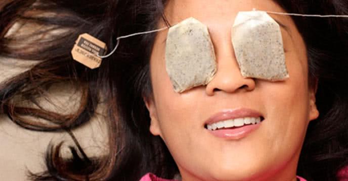Cách trị quầng thâm mắt trong tích tắc chỉ 2000 đồng ảnh 2