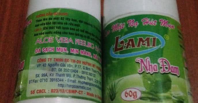 6 loại gel lột mụn tốt của Việt Nam chưa tới 25.000đ ảnh 6