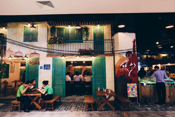 Ngon Phố Aeon Mall 1