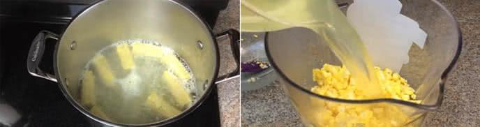 sữa ngô cốt dừa, sữa gạo hàn quốc – cả nhà thích mê ảnh 2