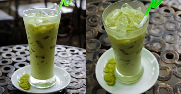 Cách làm trà sữa Thái hai màu thơm ngon mát bổ 1
