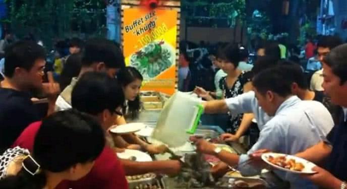 nhà hàng buffet 2