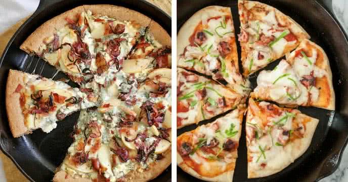 Bạn có đang ăn Pizza đúng cách 8